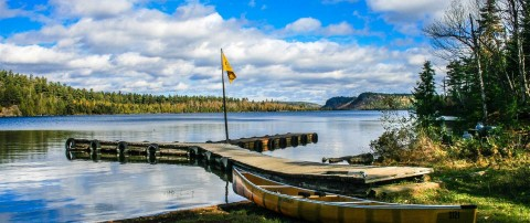 clearwater canoe trip northeast minnesota