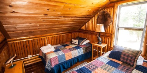 clearwater bed and breakfast voyageur room