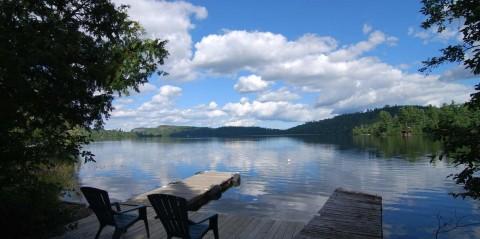 clearwater cabin 8 lakeside docks