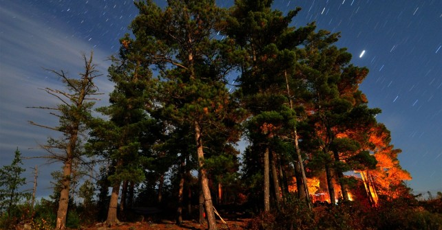 clearwater boundary waters camp