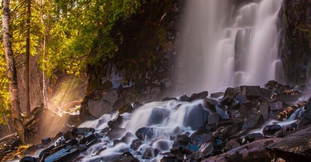 clearwater bridal veil falls