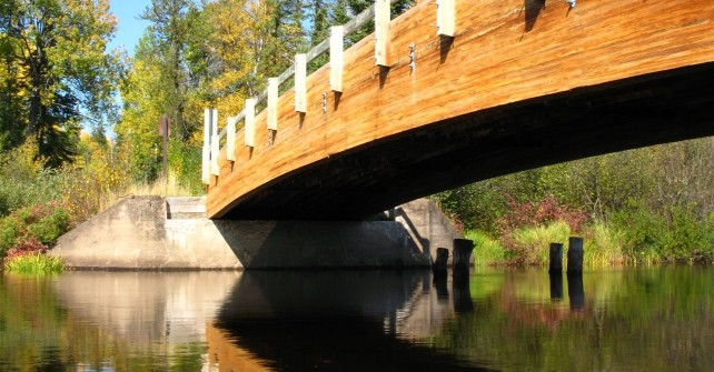 clearwater brule river bridge