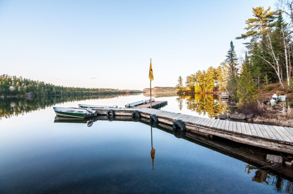 The Beauty Of The Bwca Clearwater Historic Lodge