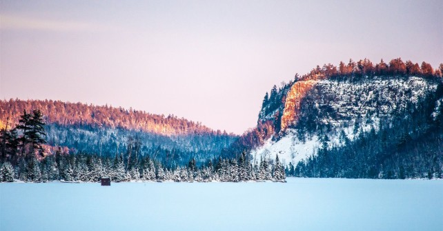 clerwater palisade winter snow