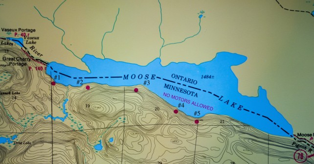 Moose Lake Campsite Reviews