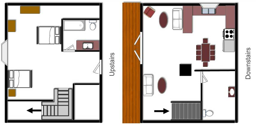 Cabin Floor Plans | Authentic Log Cabins | Clearwater