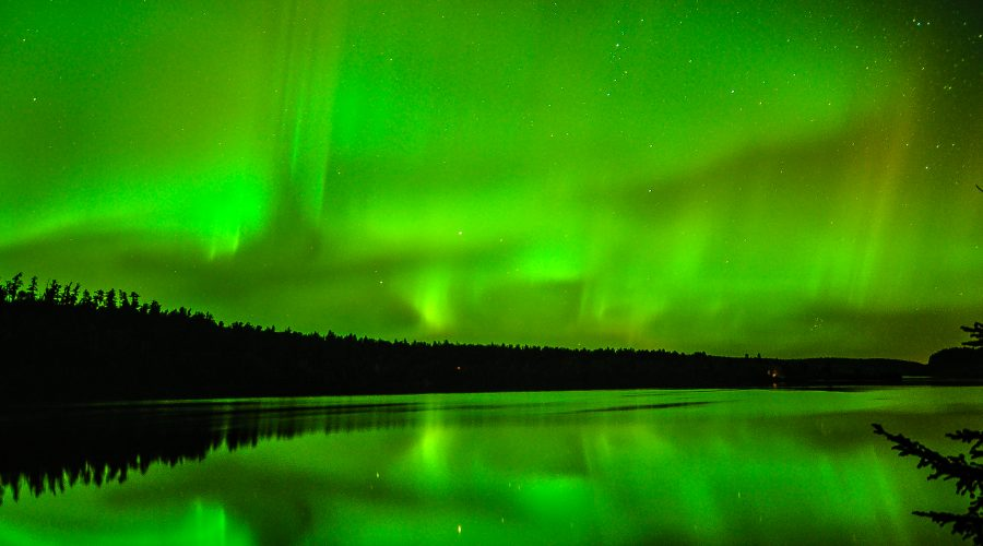 The Northern Lights and Your Chances of Seeing Them