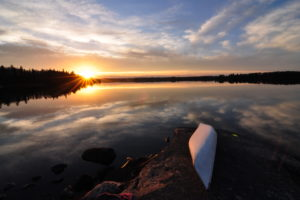 Pushing the Limits: October Paddling in Quetico Provincial Park Part II