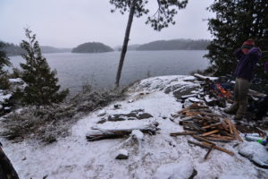 Pushing the Limits: October Paddling in Quetico Provincial Park