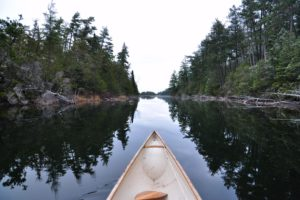 Finishing Up a Month in Quetico