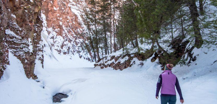 Hiking the Devil Track River